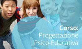 Corso per la progettazione psico-educativa per interventi sul giovane adulto